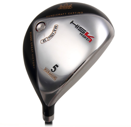 HISKEI FAIRWAY WOOD